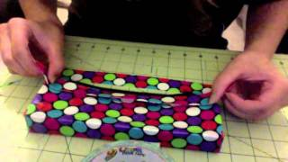 Making A Duct Tape Pencil Case!