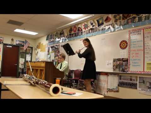 Section 1 Solo Ensemble - Daria