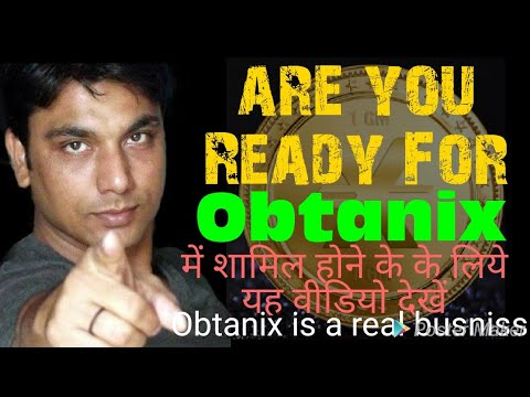 OBTANIX BEST WORKING PLATFORM ITS GREAT OPPORTUNITY JOIN TODAY TO GET GOOD POSITION,