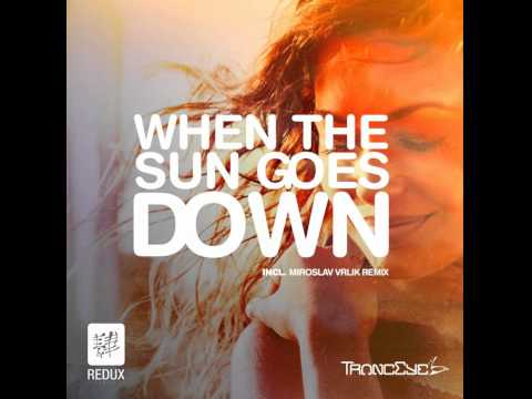 TrancEye - When The Sun Goes Down (Original Mix) - YouTube
