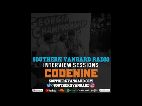 Codenine - Southern Vangard Radio Interview Sessions