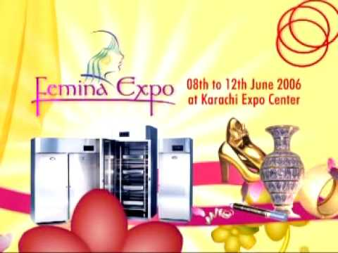 Femina & Kids Expo TV Commercial