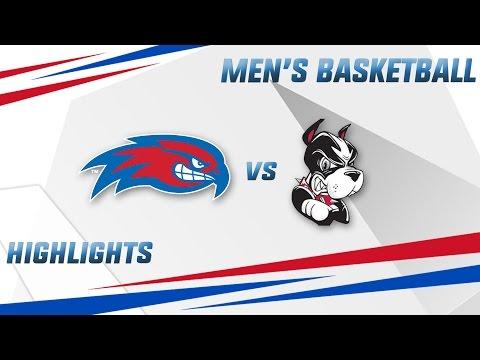 Men's Basketball: UMass Lowell vs. Boston Univ.