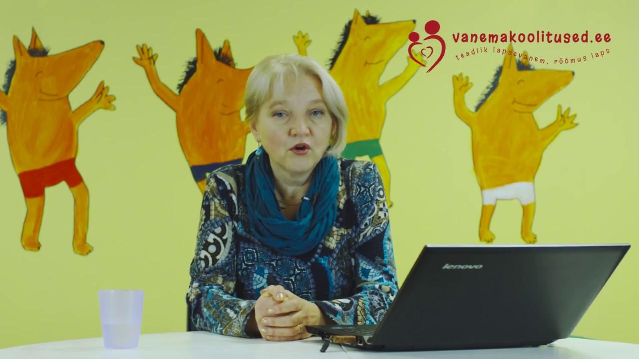 fe7b6ed62e4 Lühitutvustus - Lapse kõne areng ja selle toetamine - Kadi Lukanenok ...