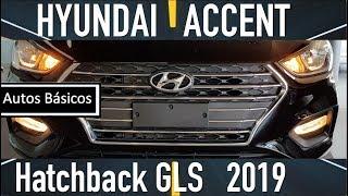 Accent Hatchback 2019 смотреть