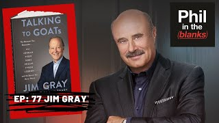 Legendary Sportscaster Jim Gray On Talking To GOATs