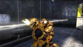 FatRat :: Oddball on The Pit - Halo 3 Gameplay :: +80!