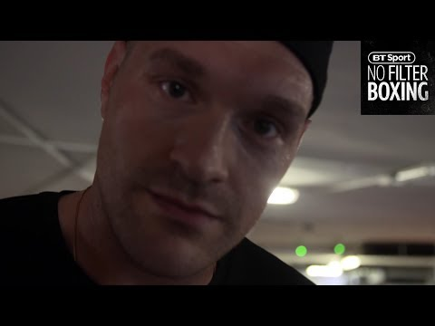 No Filter Boxing episode nine | Tyson Fury training day in Marbella special feature