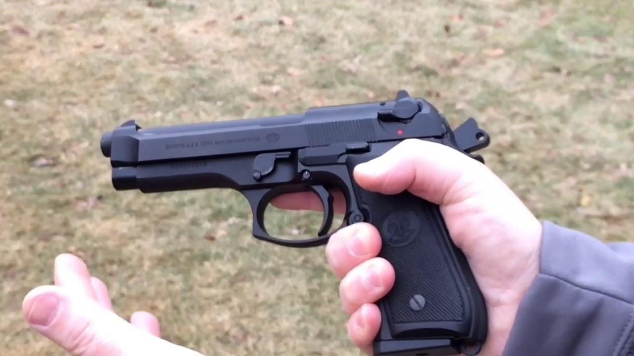 Beretta 92fs 22lr conversion kit