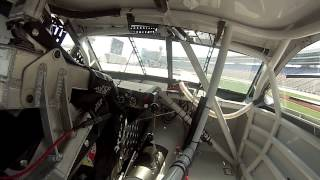 Timmy Hill NASCAR Sprint Cup onboard camera from Texas Test Gen6