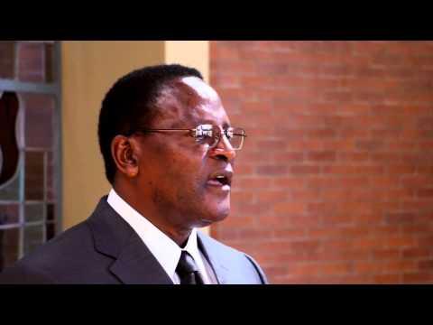 Stories of Grace with Lazarus Chakwera