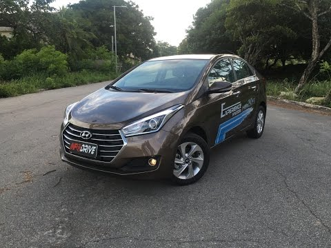 Análise - Hyundai HB20S 1.6 AT Premium - 2016