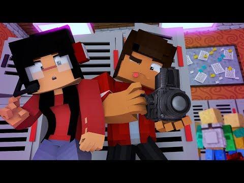 Minecraft School - Spy Games | Sunnyside High Ep 2 (Minecraft Roleplay)