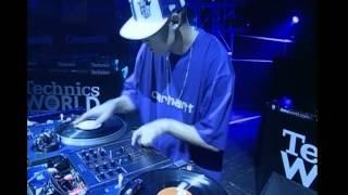 2002 - DJ Rockid (Holland) - DMC World DJ Final