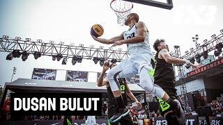 """Dusan """"Mr. Bullutproof"""" Bulut - Mixtape Monday - FIBA 3x3"""