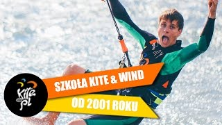 Szkoła kitesurfingu KITE.PL od 2001