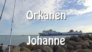 Stormen Johanne - Bare en situationsrapport
