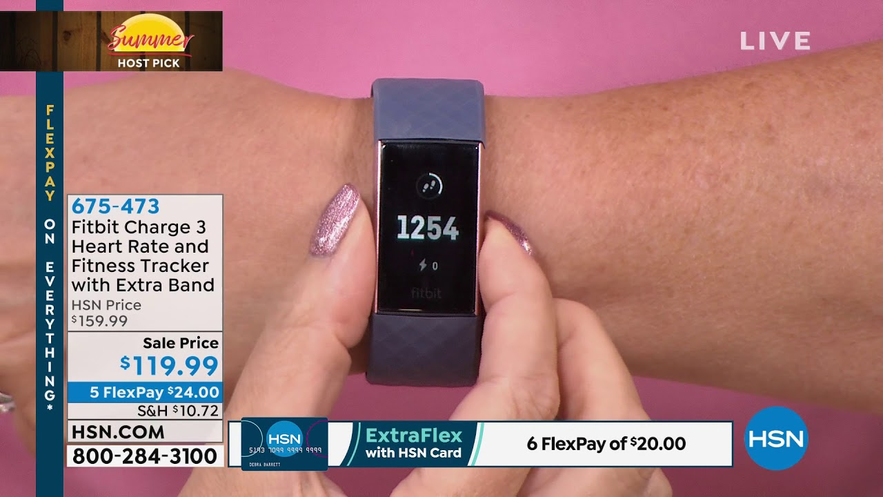 Fitbit Charge 3 Special Edition Heart Rate and Fitness T