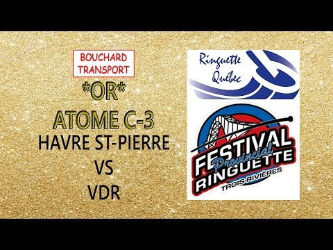 ATOME C-3 *OR* - FESTIVAL PROVINCIAL RINGUETTE 2016