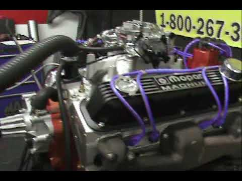 408 Chrysler Stroker Engine 400HP Torque Monster #9148 by Proformance  Unlimited