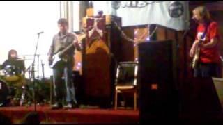 Derrero - Radar Intruder (Live in Cardiff 22/10/2011)