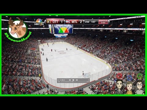 NHL 2015: Playoff Series Canadiens Vs Senators