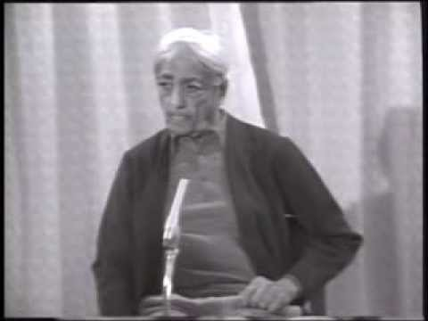 J. Krishnamurti - Brockwood Park 1979 - Discussion 4 with Buddhist Scholars - Truth
