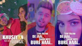 Beautiful | Akhil | Fullscreen Status | BOB | Sara Gurpal | Romantic Song WhatsApp Status
