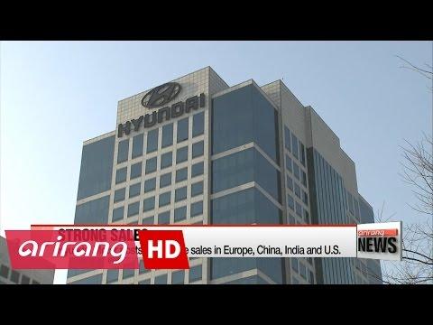 Hyundai set to break sales record in Europe