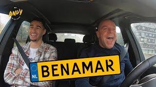 Benaissa Benamar - Bij Andy in de auto!