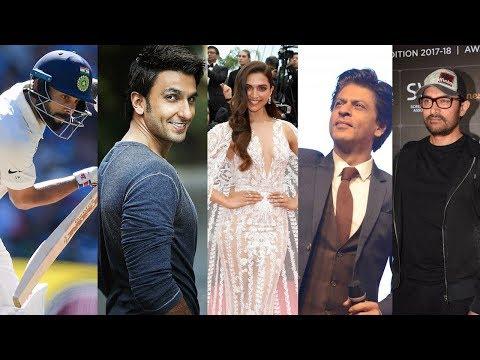 Virat Kohli tops celebrity endorsers list in 2018; Shah Rukh Khan slips to fifth spot Mp3