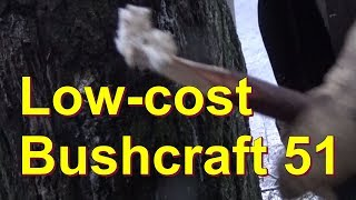 Low-cost Bushcraft Serie Teil 51
