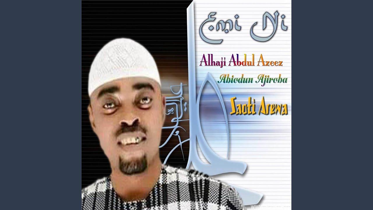 Download Jewo Agbara Re Ninu Aiye Mi
