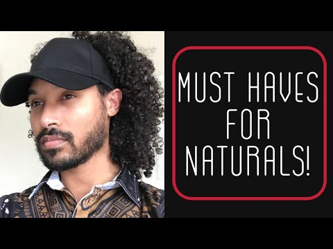 8 Must Haves For Natural Hair!