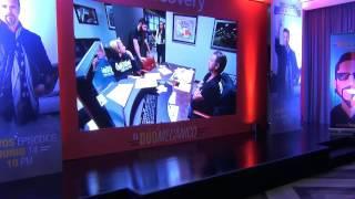 Richard Rawlings en México, presentación nueva temporada de El Dúo Mecánico