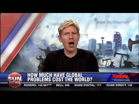 Bjorn Lomborg exposes the truth about global warming