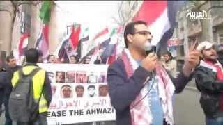 الأحوازيون يجددون مطالبة النظام الإيراني بحقوق العرب