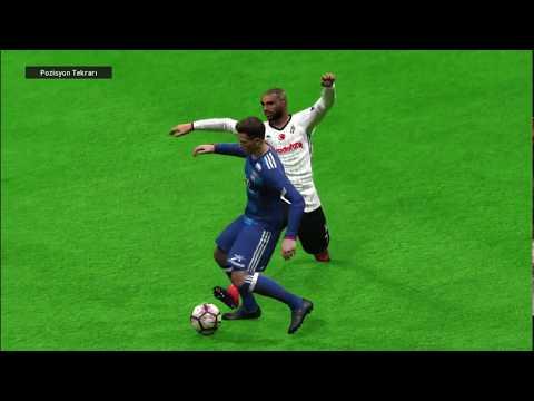 Beşiktaş Vs. Lyon Efsane Maç
