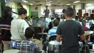 Así es Oriente, Rionegro Ciudad Musical, bandas sinfónicas