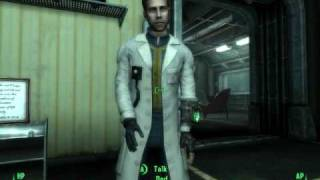 FALLOUT 3 GT 220 PC GAMEPLAY MAX SETTINGS GT 220