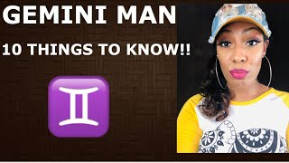 Gemini Man 10 Things to Know!!