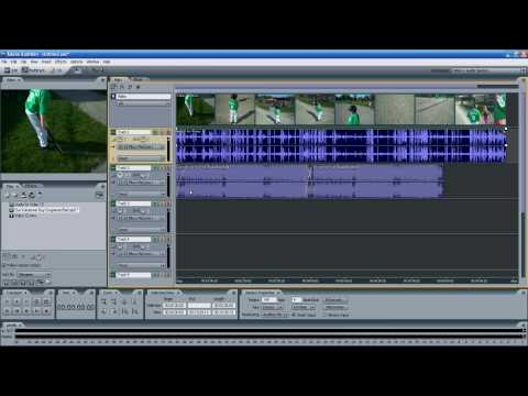 Editing Audio from Video in Adobe Audition 3.0