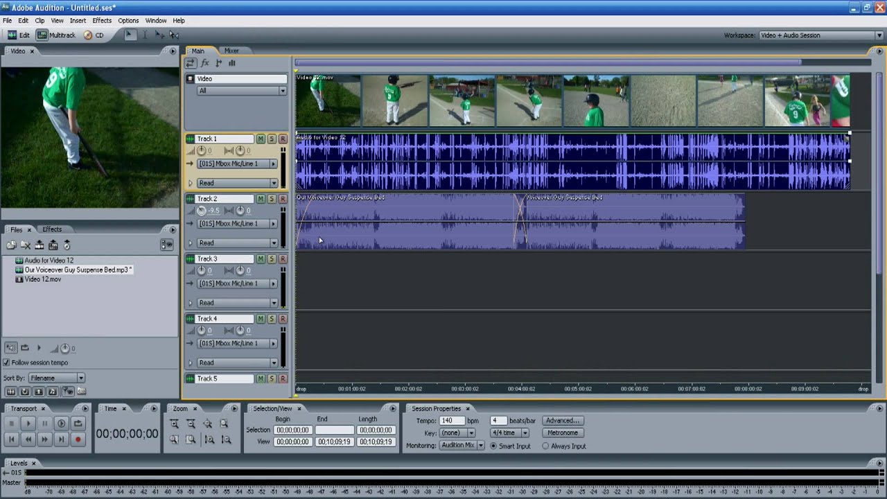 how to make audio clearer in adobe audition