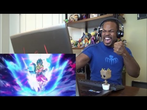 Dragon Ball Super Broly Movie 2018 New Trailer 5 - REACTION!!!