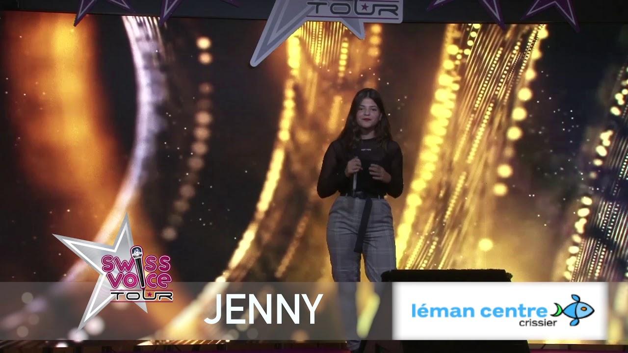 Jenny Swiss Voice Tour 2019 Léman Centre Crissier