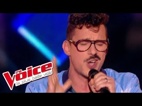 Michael Jackson – Love Never Felt So Good | Al Preston | The Voice France 2015 | Blind Audition