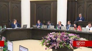 Կարեն Կարապետյանի բանավեճը՝ Արման Սահակյանի հետ
