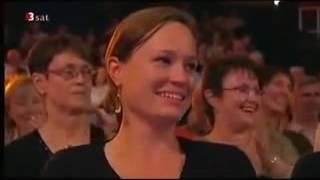 Volker Pispers Grippe, Aida und Schnäppchen 3 Sat Festival Nacht 3 10 09