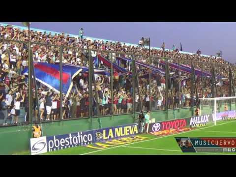 Arsenal 1-3 San Lorenzo Canción nueva | Mi único remedio es volverte a ver...
