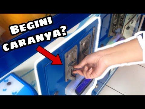 Terbongkar! Cara curang bermain mesin capit boneka ( Claw Machine ) di internet tidak benar!